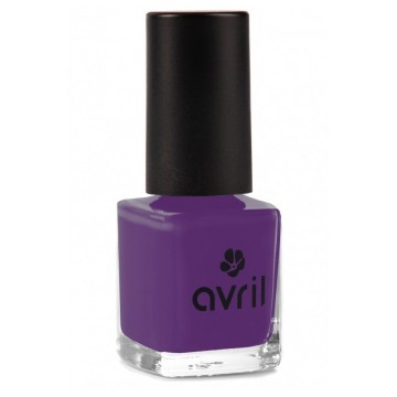 Vernis à ongles Ultra Violet n°75 7ml Avril beauté