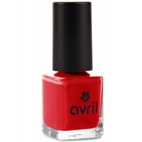Vernis à ongles Vermillon n°33 7ml Avril beauté