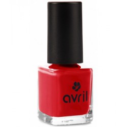 Vernis à ongles Vermillon n°33 7ml Avril beauté