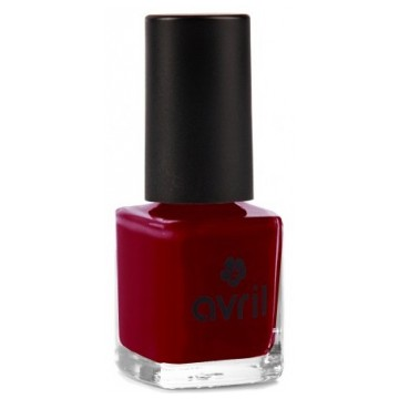 Vernis Bordeaux n°671 7ml Avril beauté