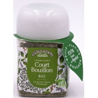 Court Bouillon bio Recharge 18 grammes - Provence d Antan - Aromatic Provence
