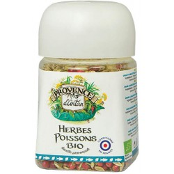 Herbes poissons bio Recharge 30gr - Provence d'Antan