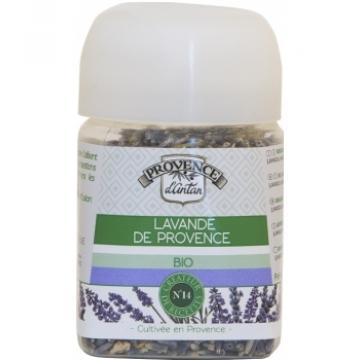 Lavande de Provence bio Recharge 15 gr - Provence d'Antan