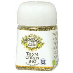 Thym Citron bio Provence Recharge pot végétal 8 gr - Provence d'Antan