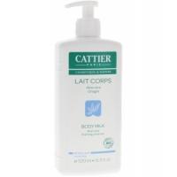 Lait Hydratant Modelant 500 ml  - Cattier, lait corporel aromatic provence
