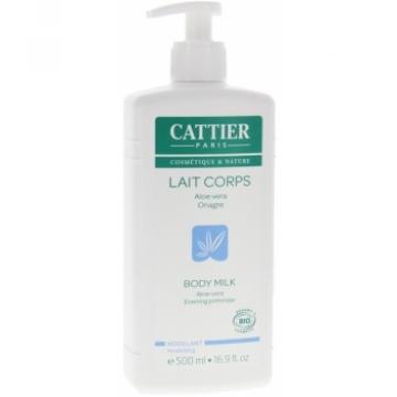 Lait Hydratant Modelant 500 ml  - Cattier