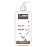 Lait hydratant Adoucissant 500 ml  - Cattier, lait corporel bio aromatic provence