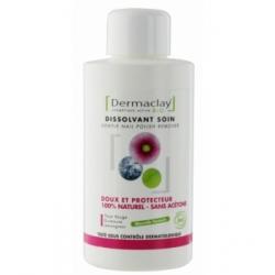 Dissolvant Doux Thym Guimauve Lemongrass 100 ml Dermaclay