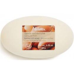 Savon de Bain Extra riche sans parfum 150 gr - Melvita