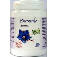 Huile de Bourrache bio 500mg 200 capsules - GPH Diffusion