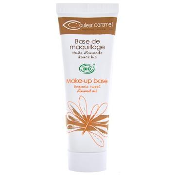 Base de maquillage n°1 Blanche tube de 50ml - Couleur Caramel