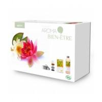 Coffret AROMA Bien être senteur Agrumes 4 produits - Direct Nature