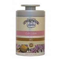 Curcuma bio poudre Boîte 40 gr  - Provence d Antan - Aromatic provence
