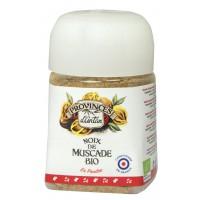 Noix de Muscade bio poudre Recharge de 30 gr - Provence d'Antan - Aromatic Provence