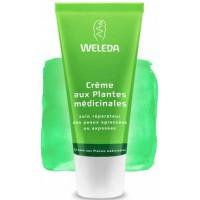 Crème aux Plantes médicinales 30 ml - Weleda - crème de soin bio Aromatic provence