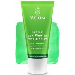 Crème aux Plantes médicinales 30 ml - Weleda