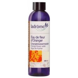 Eau florale Fleur d'Oranger naturelle 200 ml - Ladrôme