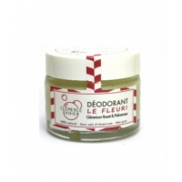 Baume déodorant Le Fleuri 50 gr - Clémence et Vivien - déodorant Aromatic Provence