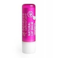 Baume à lèvres Framboise 4 gr - Benecos baume lèvres bio Aromatic Provence