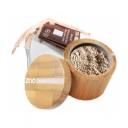 Mineral Silk 501 Beige Clair 15 gr - Zao Make-up
