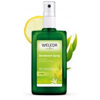 Déodorant au Citrus 100 ml - Weleda,  fragrance citrus  Déodorants bio,  Produits d'hygiène bio.
