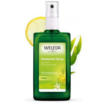 Déodorant au Citrus 100ml - Weleda