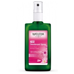Déodorant Rose de Damas 100ml - Weleda