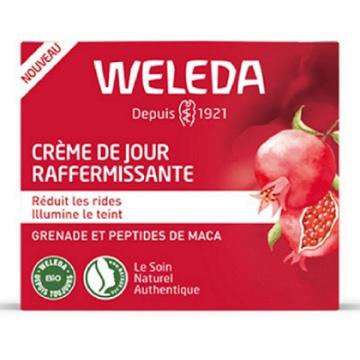 Crème de jour raffermissante à la Grenade 30 ml - Weleda