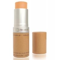 Fond de teint compact 13 orangé stick de 16g - Couleur Caramel, maquillage bio du teint