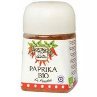 Paprika doux bio pot végétal biodégradable 50 gr - Provence d'Antan - Aromatic Provence