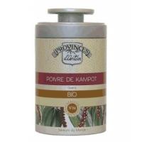 Poivre de kampot bio boîte métal 40 gr - Provence d'Antan - Aromatic Provence