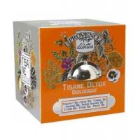 Tisane Be Cube Detox bio 24 sachets boite métal - Provence d'Antan - Aromatic Provence