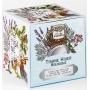 Tisane Be Cube Hiver bio 24 sachets recharge carton - Provence d'Antan