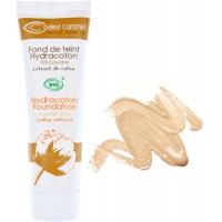 Fond de teint Hydracoton 11 Ivoire fini poudré 30ml - Couleur Caramel - maquillage minéral