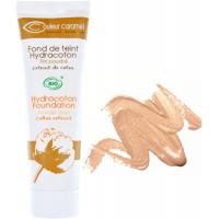 Fond de teint Hydracoton 12 Naturel fini poudré 30ml - Couleur Caramel - maquillage minéral