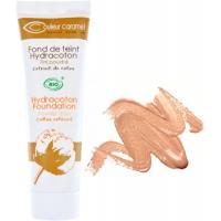 Fond de teint Hydracoton 13 Abricot fini poudré 30ml - Couleur Caramel - maquillage minéral