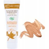 Fond de teint Hydracoton 14 Sable chaud fini poudré 30ml - Couleur Caramel - maquillage minéral