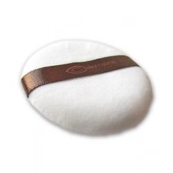 Houpette grand format pour Poudre libre - Couleur Caramel
