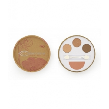 Kit flash makeup n°36 Embruns édition limitée Un dimanche à Deauville - Couleur Caramel