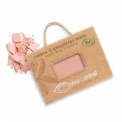 Ombre à paupières bio Rose Mat n° 17 - Couleur Caramel
