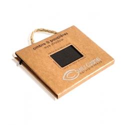 Ombre à paupières n°023 noir 2.5g - Couleur Caramel