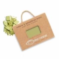 Ombre à paupières Vert Jaune Mat n° 38 - Couleur Caramel