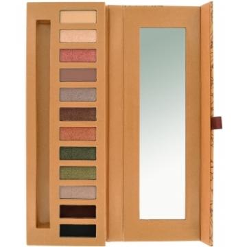 Palette eye essential 12 ombres à paupières - Couleur Caramel