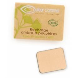 Recharge Ombre à paupières n°011 Beige rosé 1.3g - Couleur Caramel