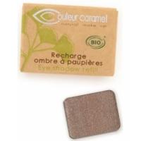 Recharge Ombre à paupières n°044 brun prune nacré 1.3g - Couleur Caramel