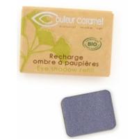 Recharge Ombre à paupières n°046 Bleu Violet nacré 1.3g - Couleur Caramel