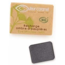 Recharge Ombre à paupières n°049 gris anthracite nacré 1.3g - Couleur Caramel
