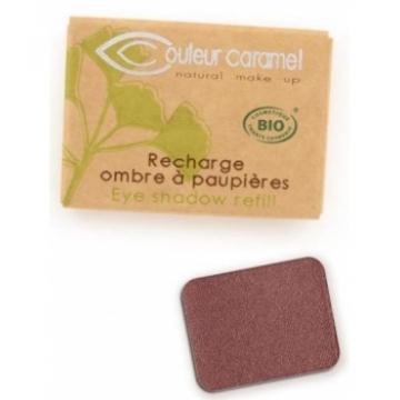 Recharge ombre à paupières n°053 brun rouge nacré 1.3g - Couleur Caramel