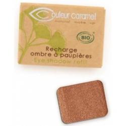 Recharge Ombre à paupières n°055 cuivre nacré 1.3g - Couleur Caramel