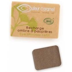 Recharge Ombre à paupières n°056 brun kaki nacré 1.3g - Couleur Caramel